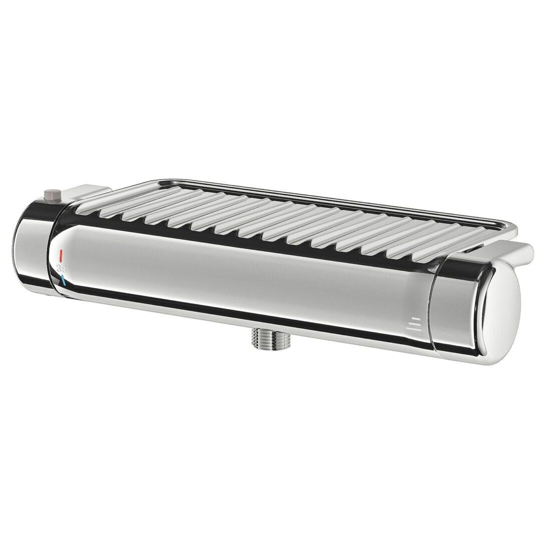 Large Size of Mischbatterie Dusche Voxnan Thermostat Verchromt Ikea Schiebetür Begehbare Ohne Tür Fliesen Walkin Grohe Nischentür Einbauen 90x90 Ebenerdig Ebenerdige Dusche Mischbatterie Dusche