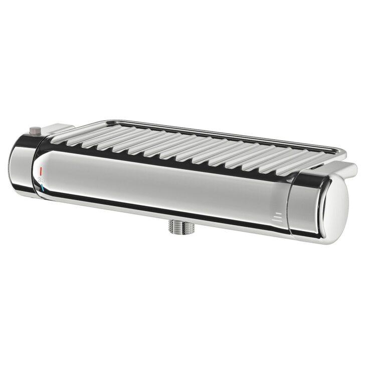 Medium Size of Mischbatterie Dusche Voxnan Thermostat Verchromt Ikea Schiebetür Begehbare Ohne Tür Fliesen Walkin Grohe Nischentür Einbauen 90x90 Ebenerdig Ebenerdige Dusche Mischbatterie Dusche