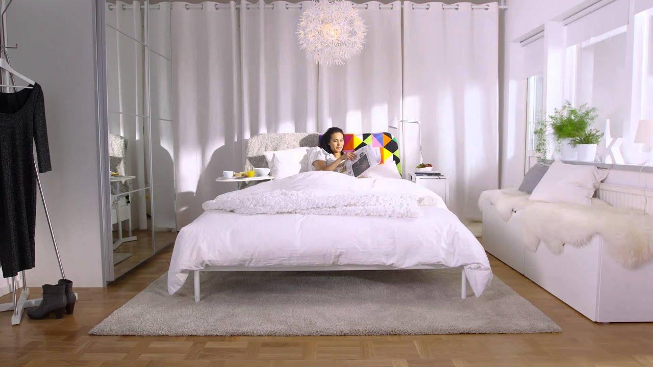 Full Size of Ikea Schlafzimmer Ideen Besta Einrichtungsideen Klein Kallax Hemnes Malm Von Dein Hat Viele Talente Youtube Kommoden Wandleuchte Vorhänge Landhausstil Weiß Wohnzimmer Ikea Schlafzimmer Ideen