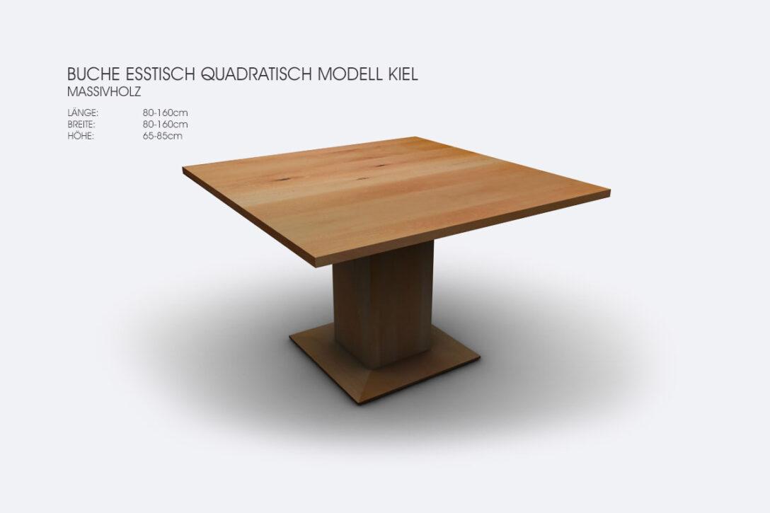 Large Size of Esstisch Quadratisch 140x140 Ausziehbar Weiss Tisch 150x150 140 X Tischfabrik24 Buche Modell Kiel 120x80 Sofa Klein Designer Esstische Massiv Stühle Esstische Esstisch Quadratisch