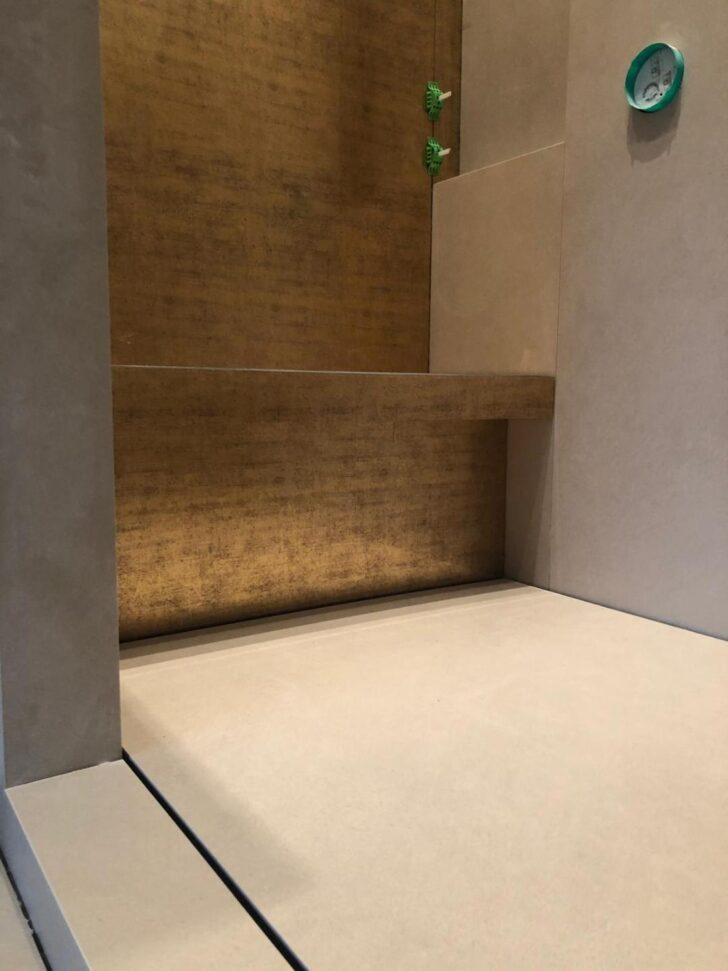 Medium Size of Geflieste Duschen Ohne Geflle Mit Groen Fliesen Baqua Glastür Dusche Komplett Set Hüppe Bodengleiche Badezimmer Bodenfliesen Bad Walkin Kaufen Dusche Bodengleiche Dusche Fliesen