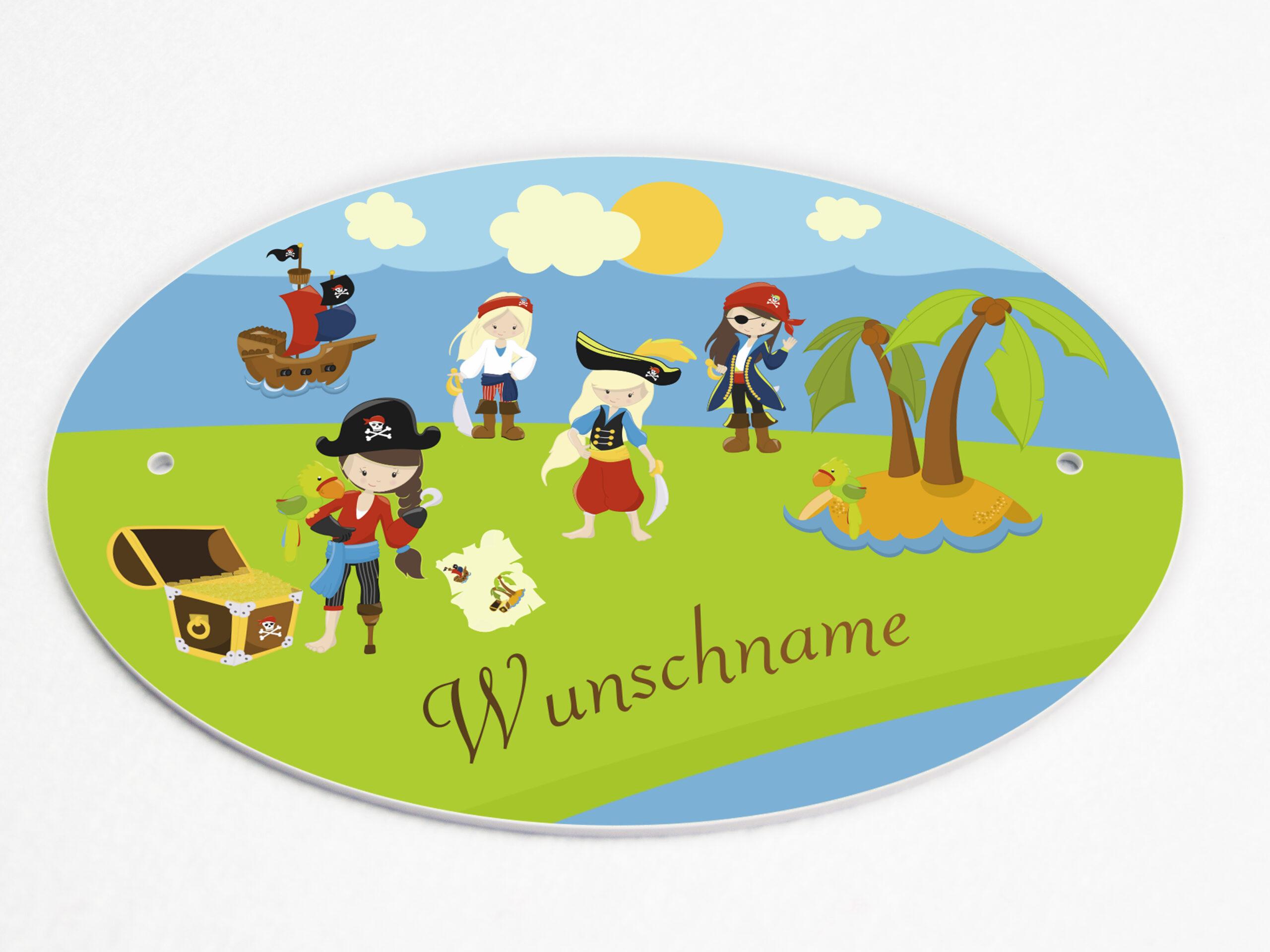 Full Size of Erdbeerkobold Trschild Kinderzimmer Piraten Mdchen Regal Weiß Regale Sofa Kinderzimmer Piraten Kinderzimmer