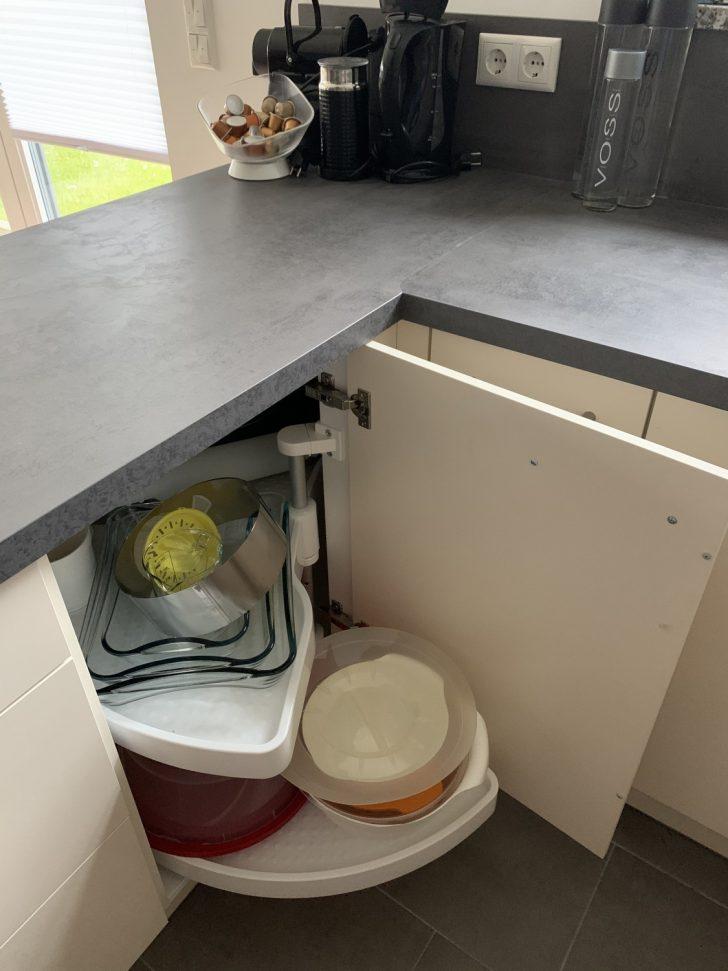 Medium Size of Kche Der Firma Segmller Neu Einbau Juli 2019 Gebrauchte Küchen Regal Segmüller Küche Wohnzimmer Segmüller Küchen