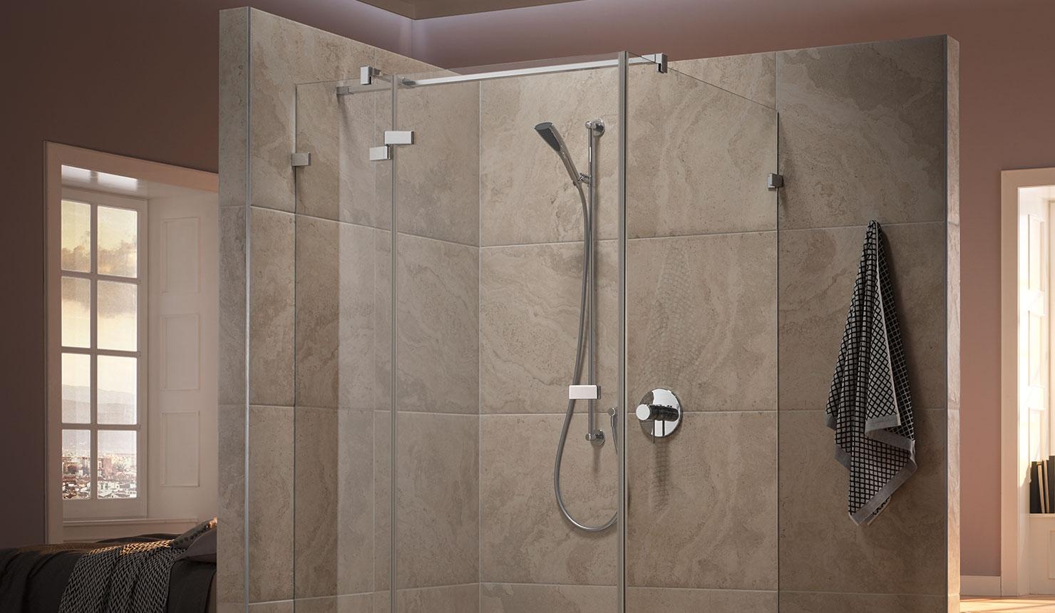 Full Size of Kermi Tusca Sinnliche Antirutschmatte Dusche Bodenebene 80x80 Badewanne Mit Komplett Set Bluetooth Lautsprecher Moderne Duschen Hüppe Nischentür Sprinz 90x90 Dusche Pendeltür Dusche