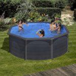 Pool Kaufen Wohnzimmer Gre Stahlwandpool Graphit 350x120 Cm Einfach Kaufen Bei Pool Küche Ikea Swimmingpool Garten Sofa Günstig Betten 180x200 Bett Alte Fenster Schüco Dusche