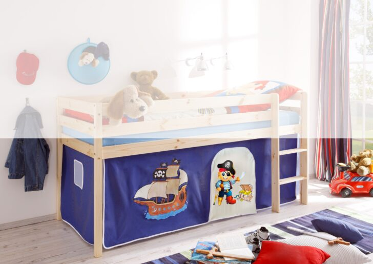 Medium Size of Kinderzimmer Hochbett Vorhang Bettvorhang Stoff Seeruber Pirat Fr Spielbett Regal Weiß Regale Sofa Kinderzimmer Kinderzimmer Hochbett