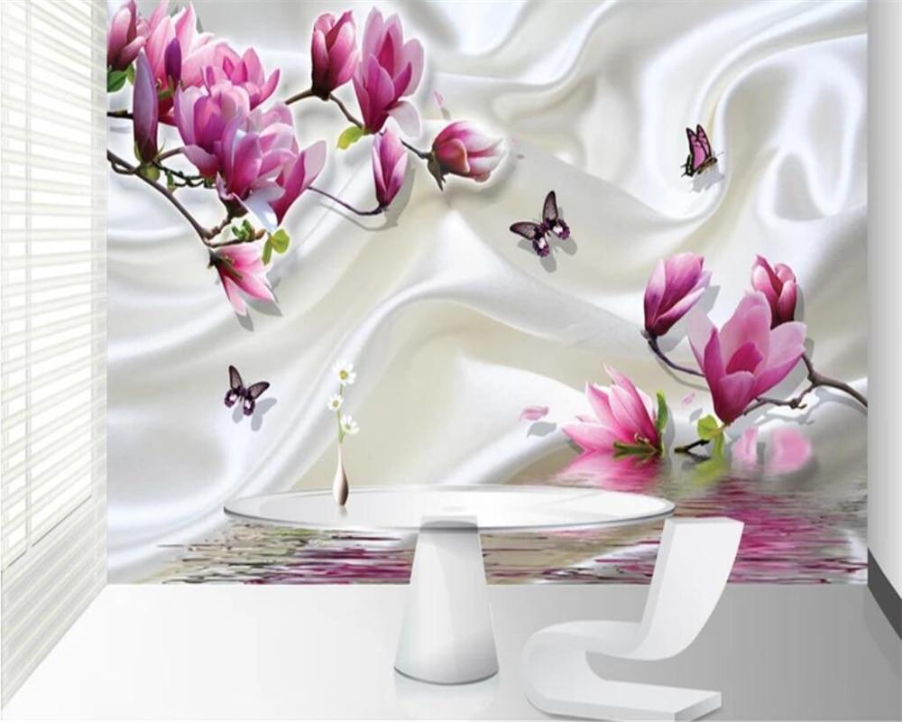 Full Size of Beibehang 3d Foto Papier Tapete Farbe Wand Minimalistischen Wohnzimmer Magnolia Farbe