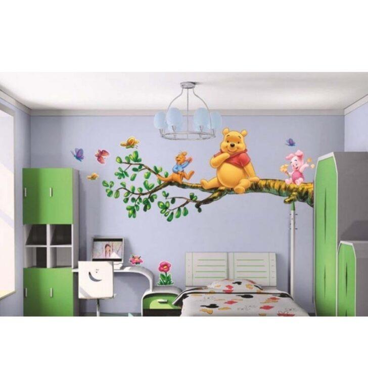 Medium Size of Wandtatoo Kinderzimmer Winnie The Pooh Blumen Wandtattoo Wand Aufkleber Regale Sofa Regal Weiß Küche Kinderzimmer Wandtatoo Kinderzimmer