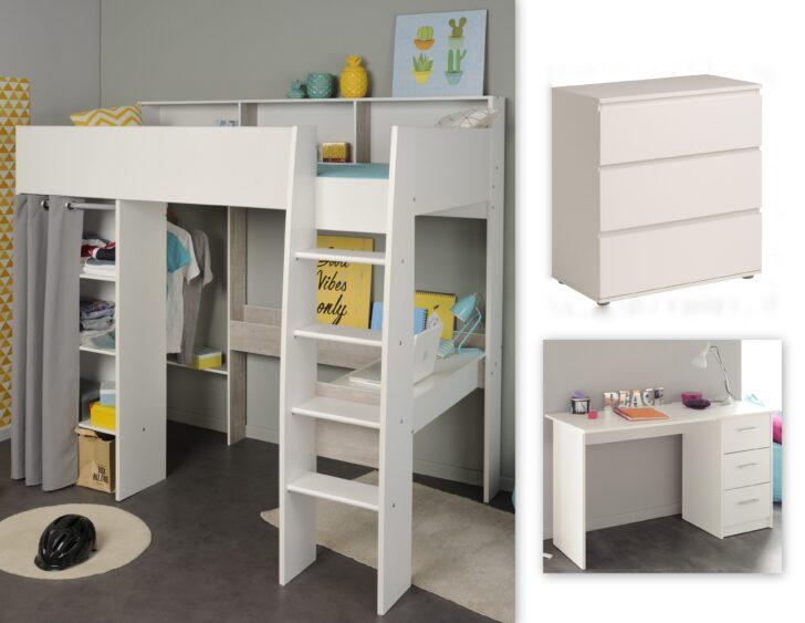 Medium Size of Kinderzimmer Hochbett Set 3 Tlg Inkl 90x200 Regal Sofa Regale Weiß Kinderzimmer Kinderzimmer Hochbett