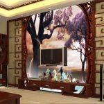 Vliestapete Wohnzimmer Wohnzimmer Vliestapete Wohnzimmer Mural Foto 3d Tapete Baum Pferd Poster Tapeten Led Anbauwand Hängelampe Indirekte Beleuchtung Liege Xxl Gardinen Relaxliege Tisch Lampe