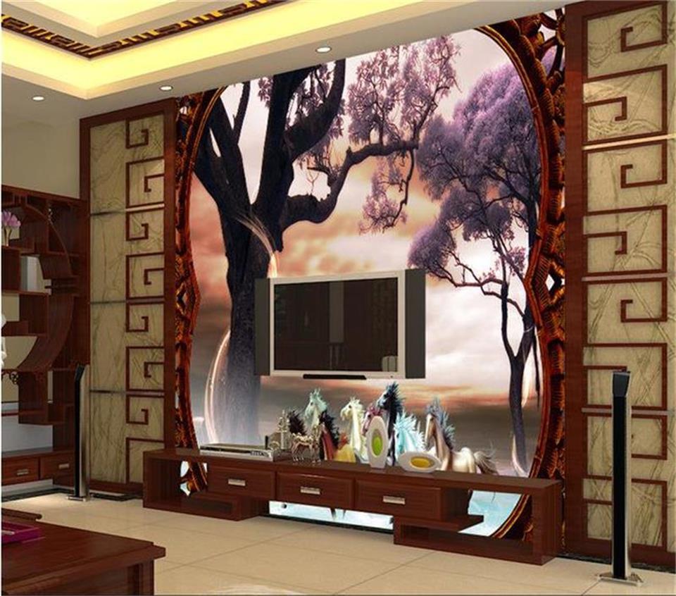Full Size of Vliestapete Wohnzimmer Mural Foto 3d Tapete Baum Pferd Poster Tapeten Led Anbauwand Hängelampe Indirekte Beleuchtung Liege Xxl Gardinen Relaxliege Tisch Lampe Wohnzimmer Vliestapete Wohnzimmer