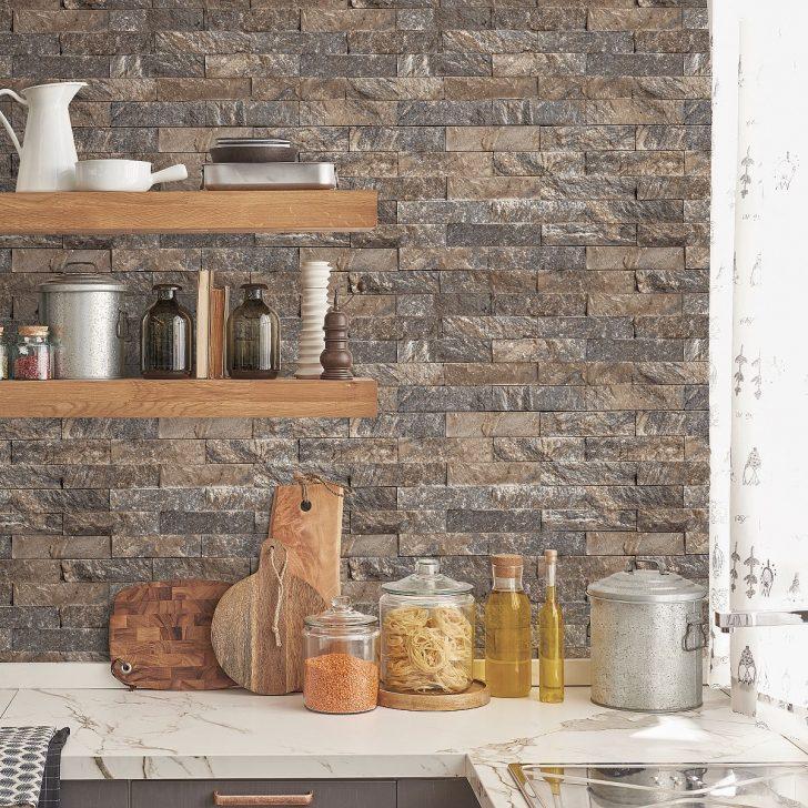 Medium Size of Kchentapete Kitchen Style Ck36623 3 Decowunder Wohnzimmer Küchentapete