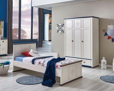 Jungen Kinderzimmer Kinderzimmer Kinderzimmer Junge Ahoi Online Kaufen Furnart Sofa Regal Weiß Regale