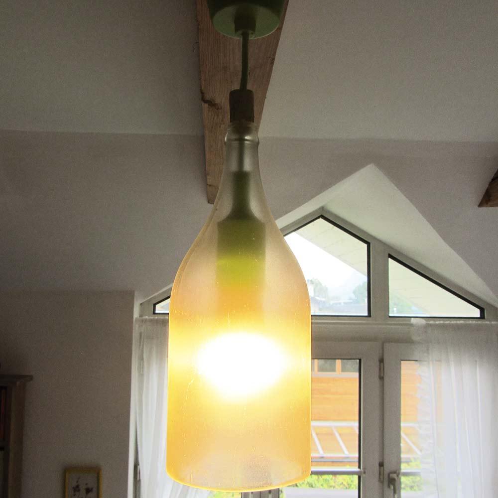 Full Size of I Was A Bottle Hngelampen Und Deckenleuchten Produkte Wohnzimmer Hängelampen