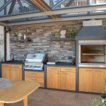 Outdoor Küche Bauen Wohnzimmer Individuelle Outdoor Kche Aus Holz Küche Kaufen Tipps Einbauküche Gebraucht Rosa Küchen Regal Alno Led Deckenleuchte Bett Selber Bauen 140x200 Türkis