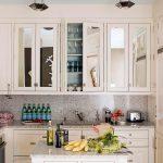 Küchentapeten Wohnzimmer Küchentapeten Beste Kleine Kche Design Lsungen Kchenspiegel