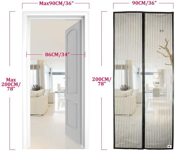 Medium Size of Wei Der Magnetvorhang Ist Ideal Fr Balkontr Kinderleichte Magnettafel Küche Fenster Fliegengitter Maßanfertigung Für Wohnzimmer Fliegengitter Magnet