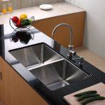 Designer Kche Waschbecken Splbecken Design Büroküche Einbauküche Mit E Geräten Fliesen Für Küche Pino Glasbilder Lampen Teppich Kurzzeitmesser Wohnzimmer Waschbecken Küche