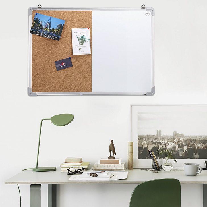 Medium Size of Pinnwand Modern 50 70 Cm 2 In 1 Whiteboard Magnetwand Mit Alurahmen Bett Design Moderne Bilder Fürs Wohnzimmer Esstische Deckenleuchte Duschen Küche Weiss Wohnzimmer Pinnwand Modern
