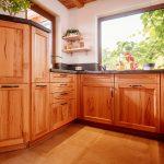 Holzküchen Wohnzimmer Kchenwelten Echtholzkchen Fr Nossen