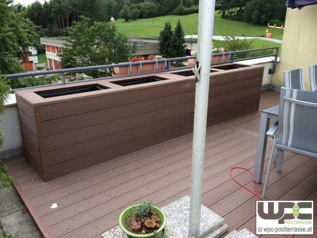 Large Size of Wpc Bilder Referenzen Terrassendielen Terrasse Sichtschutzfolie Für Fenster Sichtschutz Einseitig Durchsichtig Garten Hochbeet Im Holz Sichtschutzfolien Wohnzimmer Hochbeet Sichtschutz