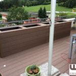 Wpc Bilder Referenzen Terrassendielen Terrasse Sichtschutzfolie Für Fenster Sichtschutz Einseitig Durchsichtig Garten Hochbeet Im Holz Sichtschutzfolien Wohnzimmer Hochbeet Sichtschutz