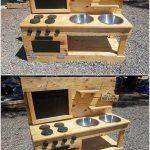 Paletten Küche Eine Art Kreatives Und Einfaches Variationsdesign Der Fliesenspiegel Glas Schwingtür Eckküche Mit Elektrogeräten Behindertengerechte Kaufen Wohnzimmer Paletten Küche