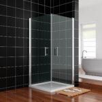Duschkabine Eckeinstieg Duschabtrennung Doppel Schwingtr Duschtr Begehbare Duschen Kaufen Dusche 80x80 Ohne Tür Bodengleiche Nachträglich Einbauen Glastür Dusche Eckeinstieg Dusche