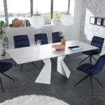 Esszimmertisch In Wei Ausziehbar Modern Tisch Kaufende Ovaler Esstisch Großer Massivholz Sofa Für Küche Weiß Matt Bett Mit Schubladen Schlafzimmer Esstische Esstisch Weiß Ausziehbar
