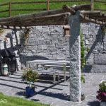 Sitzplatz Garten Pergola Sichtschutz Edelstahl Ausziehtisch Zaun Rattan Sofa Mini Pool Relaxsessel Loungemöbel Holz Fussballtor Aufbewahrungsbox Hochbeet Wohnzimmer Sitzplatz Garten