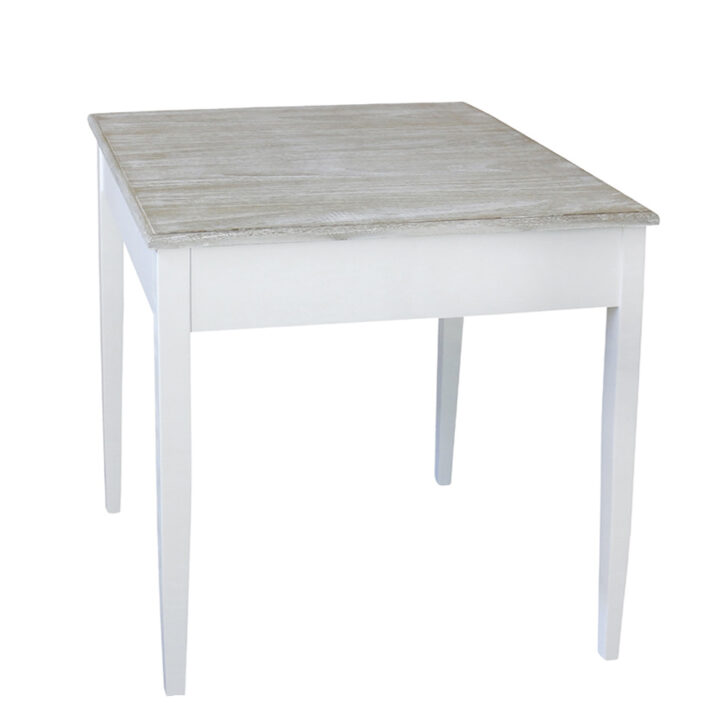 Medium Size of Kleiner Esstisch Tisch Harbour Wei Braun Im Hamptons Chic Long Island Massivholz Ausziehbar Pendelleuchte Oval Weiß Sheesham Rustikal Holz Esstische Rund Glas Esstische Kleiner Esstisch