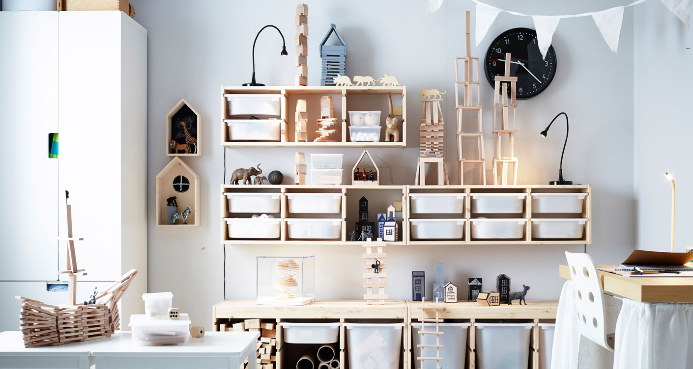 Full Size of Ikea Hacks Im Kinderzimmer Diy Ideen Fr Kallaund Trofast Regal Raumteiler Regale Weiß Sofa Kinderzimmer Raumteiler Kinderzimmer