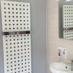 Design An Der Wand Wandheizkrper Als Schmuckstck Franke Raumwert Wohnzimmer Wandheizkörper