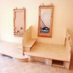 Klapptisch Wand Wohnzimmer Klapptisch Zur Wandmontage Mit Spiegel Tische Mbel Wanduhr Küche Glaswand Dusche Wand Wandtattoo Sprüche Badezimmer Bad Wanddeko Wandleuchten Wandleuchte