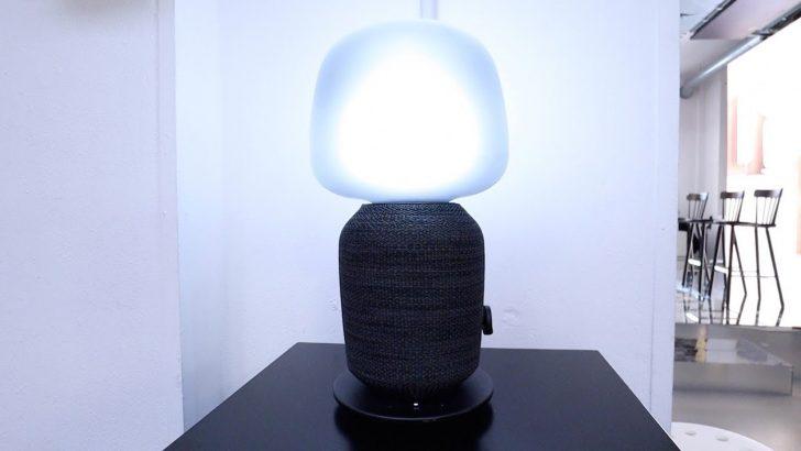 Medium Size of Ikea Und Sonos Stellen Symfonisk Lautsprecher Lampe Vor Youtube Bad Lampen Led Badezimmer Betten Bei Küche Kosten Stehlampen Wohnzimmer Deckenlampen Modern Wohnzimmer Ikea Lampen