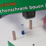 Küchenunterschrank Kchenunterschrank Bauen 5 8 Montage Der Korpusteile Mit Wohnzimmer Küchenunterschrank