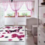 Kinderzimmer Prinzessin Kinderzimmer Kinderzimmer Prinzessin Disney Guru Hello Kitty Maedchen Motivteppich Regal Weiß Bett Sofa Regale Prinzessinen