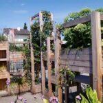 Hochbeet Sichtschutz Wohnzimmer Hochbeet Sichtschutz Im Garten Für Fenster Holz Sichtschutzfolie Einseitig Durchsichtig Sichtschutzfolien Wpc