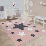 Kinderzimmer Teppiche Kinderzimmer Kinderzimmer Teppiche Kinderteppich Sterne Kurzflor Teppichde Regal Weiß Sofa Regale Wohnzimmer