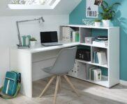 Regal Mit Schreibtisch