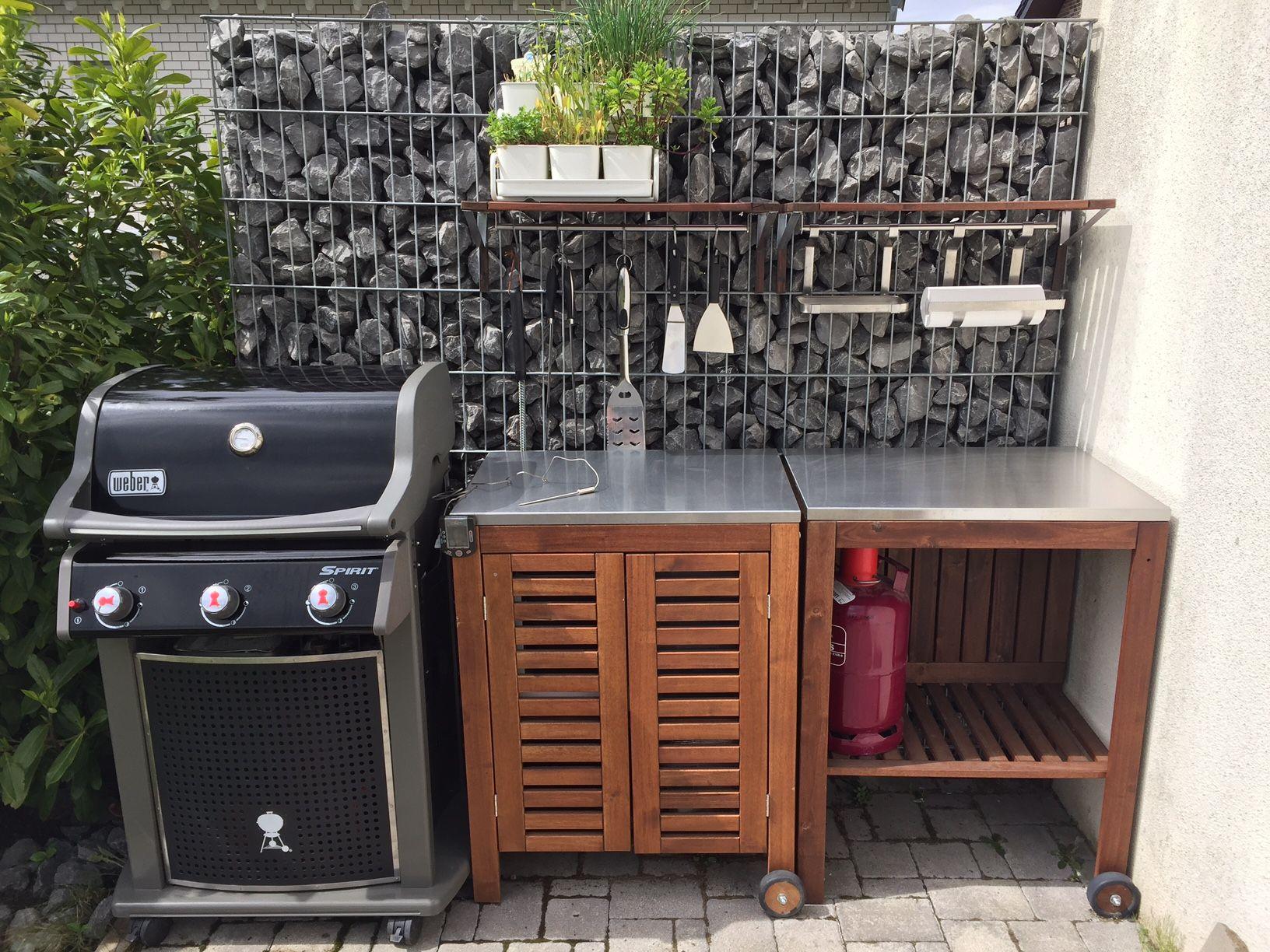 Full Size of Outdoor Küche Ikea Pplar Modding In 2020 Einbauküche Kaufen Aufbewahrungssystem Selber Bauen Edelstahlküche Gebraucht Aluminium Verbundplatte Wohnzimmer Outdoor Küche Ikea