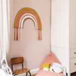 Kinderzimmer Wanddeko Kinderzimmer Kinderzimmer Wanddeko Diy Regenbogen Paulsvera Küche Regal Regale Weiß Sofa