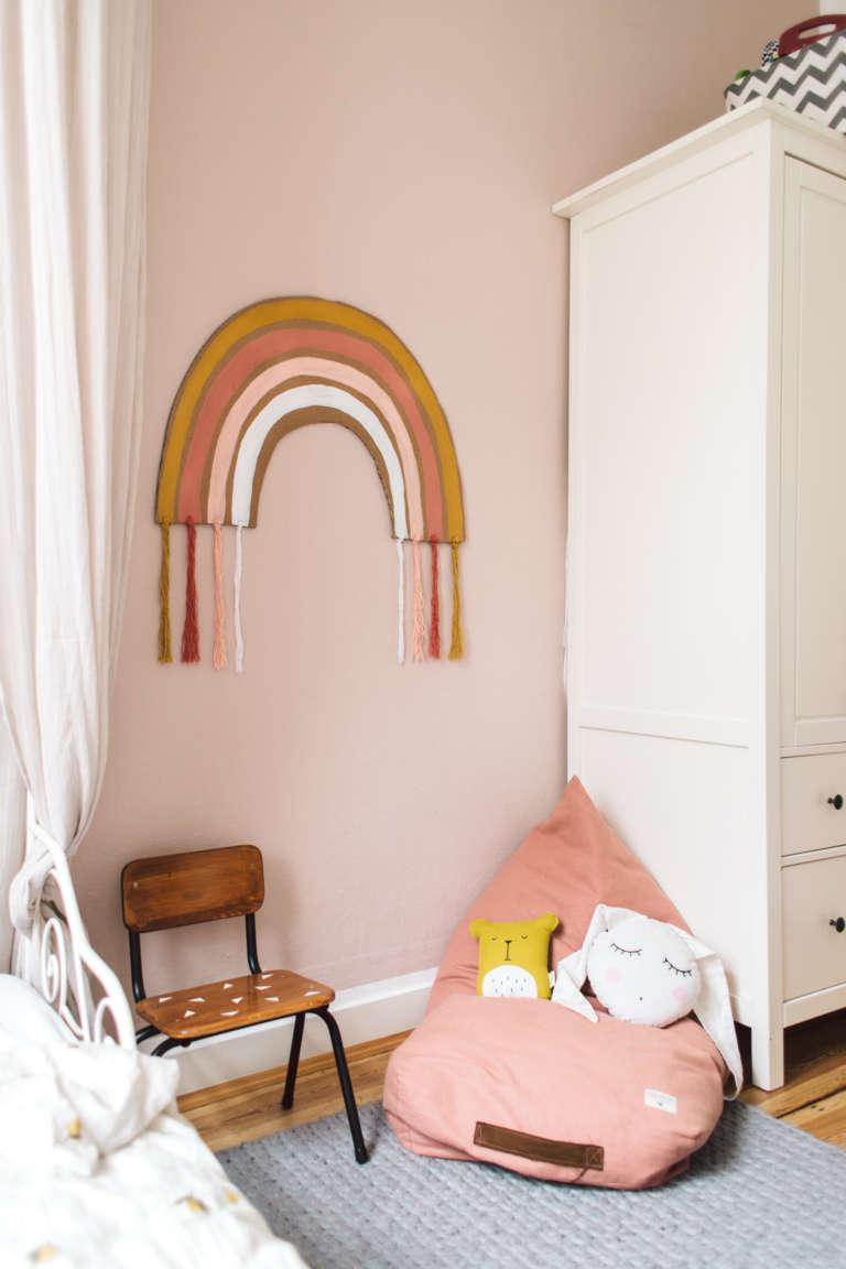Full Size of Kinderzimmer Wanddeko Diy Regenbogen Paulsvera Küche Regal Regale Weiß Sofa Kinderzimmer Kinderzimmer Wanddeko