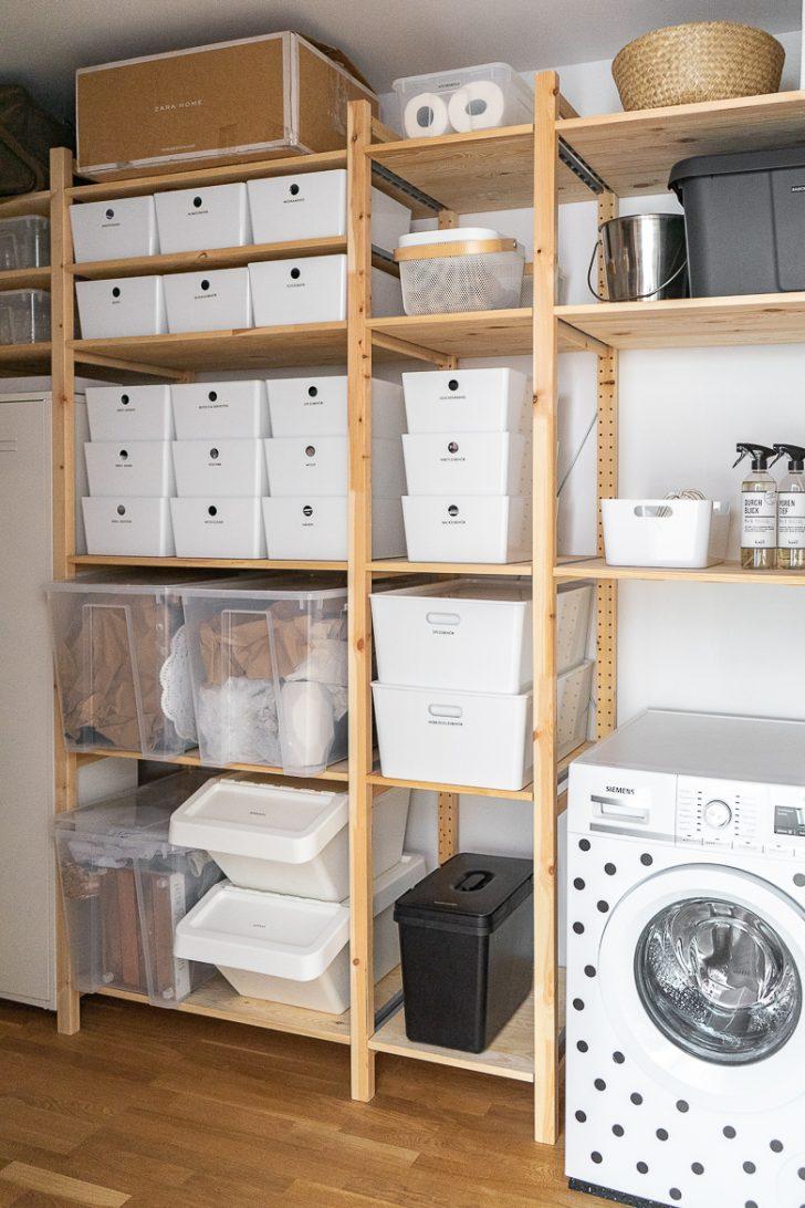 Medium Size of Aufbewahrung Küche Ordnungssystem Mit Tipps Fr In Abstellraum Und Kche Gebrauchte Einbauküche Wasserhahn Led Deckenleuchte Holz Modern Anthrazit Industrial Wohnzimmer Aufbewahrung Küche