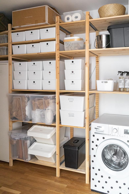 Full Size of Aufbewahrung Küche Ordnungssystem Mit Tipps Fr In Abstellraum Und Kche Gebrauchte Einbauküche Wasserhahn Led Deckenleuchte Holz Modern Anthrazit Industrial Wohnzimmer Aufbewahrung Küche