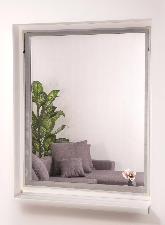 Full Size of Magnet Fliegengitter Fenster Easy 130x150cm In Wei Maßanfertigung Magnettafel Küche Für Wohnzimmer Fliegengitter Magnet