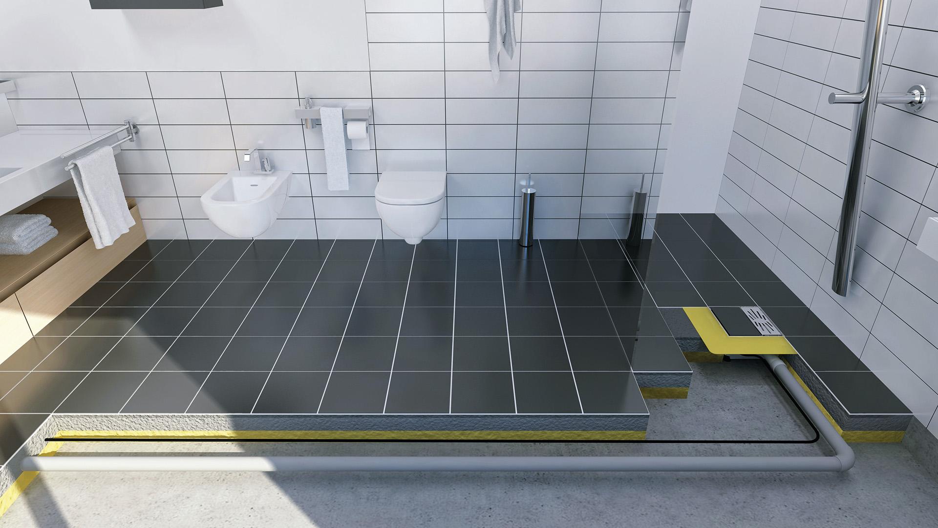 Full Size of Jung Pumpen Gmbh Plancofibodenablaufpumpe Fr Bodengleiche Dusche Wand Sprinz Duschen Bodenebene Badewanne Mit Tür Und Einbauen Unterputz Armatur Bluetooth Dusche Bodenebene Dusche