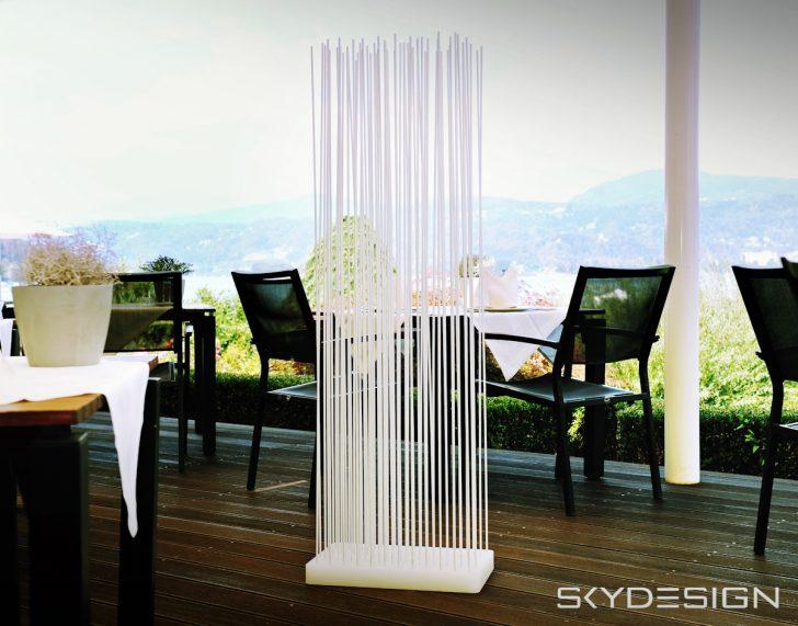 Medium Size of Terrasse Sichtschutz Balkon Und Garten Paravent Wasserfeste Wohnzimmer Paravent Balkon