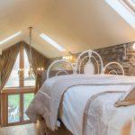 Ein Gemtliches Schlafzimmer Gestalten Und Kuschelige Deckenleuchte Modern Landhausstil Komplett Günstig Komplettes Schranksysteme Kleines Badezimmer Neu Weiß Wohnzimmer Schlafzimmer Gestalten