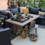 Terrassen Lounge Wohnzimmer Terrassen Lounge Stilvolle Sets Fr Terrasse Der Klassische Garten Möbel Loungemöbel Holz Sofa Set Günstig Sessel